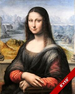 Collect Pictures Of The Famous Paintings Of Leonardo Da Vinci