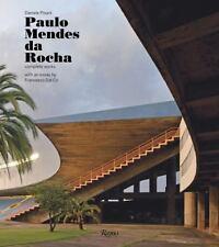 PAULO MENDES DA ROCHA NEW HARDCOVER BOOK