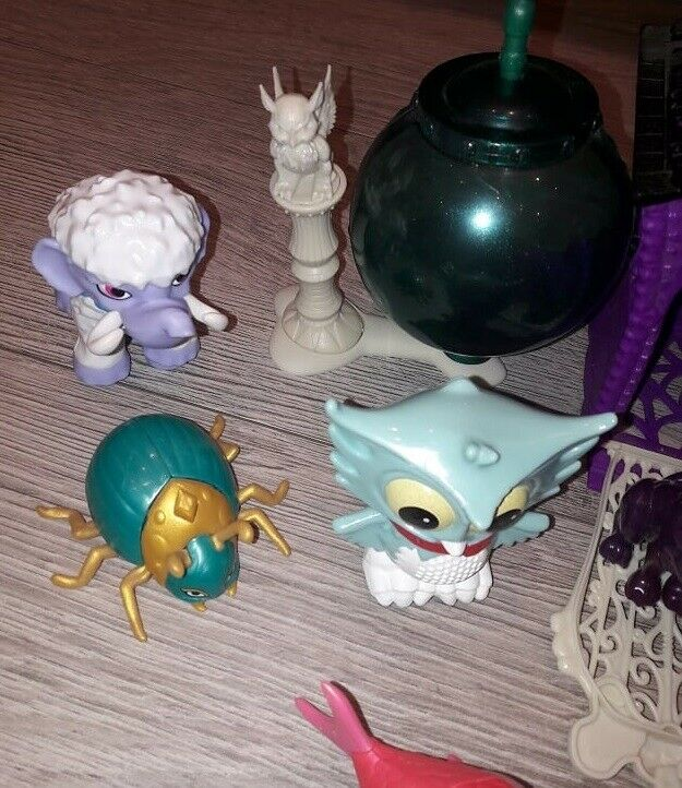 Andet, Monster High: Secret Creepers Crypt