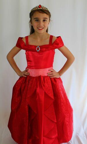 Elena of Avalor Inspired Princess Dress