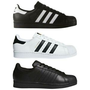 Details about Adidas originals superstar foundation shell toe sneakers leather shoes show original title