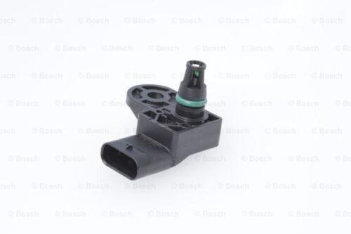 GENUINE Bosch MAP Sensor Boost Pressure Manifold 0261230252 5 YEAR WARRANTY