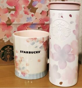 2021 Starbucks Coffee Japan limited SAKURA2021 Create Your Tumbler F//S Japan