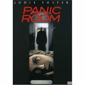 Panic-Room-Superbit-Collection-On-DVD-With-Jodie-Foster-Very-Good-D98