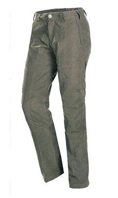 Baleno Sheringham Girovita 34 X 32 Gamba Misurata Silenziosa Impermeabile Pantaloni Nuovo-mostra Il Titolo Originale Superficie Lucente