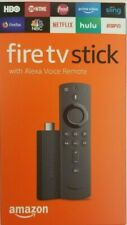 Amazon Fire Stick 2nd Gen Alexa Voice Remote TENS OF THOUSNDS sold! Qty DISCOUNT