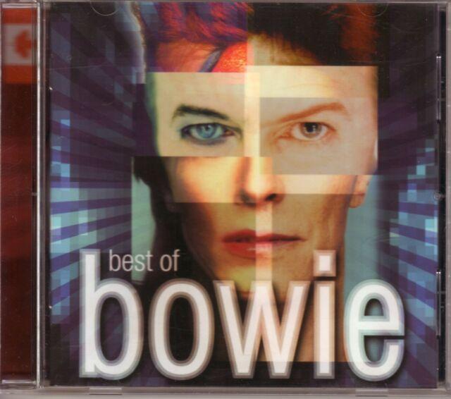 DAVID BOWIE Best of 2002 EMI Canada Abbey Road mastering