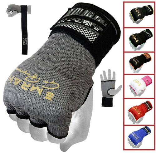 EMRAH PRO Training Boxing Inner Gloves Hand Wraps MMA Fist Protector Bandages...