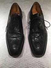 david eden mens shoes Crocodile/lizard, Size 12