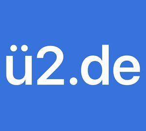 ue2-de-ZWEISTELLIGE-2-stellige-Domain-zwei-Buchstaben-Domain
