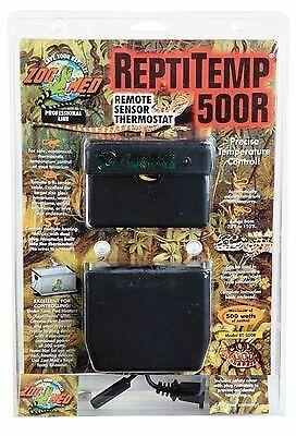 ZOO MED Reptitemp 500R Termostato c Sensore