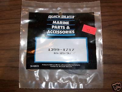 New Mercury Mercruiser Quicksilver Oem Part # 1399-1717 Gasket Set
