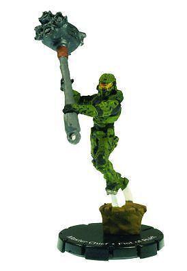 #082 MASTER CHIEF Halo ActionClix Base Set