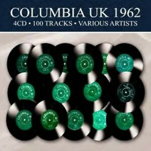 Various-Artists-Columbia-UK-1962-Various-New-CD-Deluxe-Ed-Holland-Impor