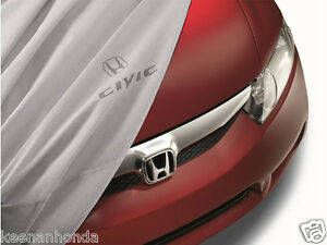 Genuine-OEM-Honda-Civic-4dr-Car-Cover-2006-2011