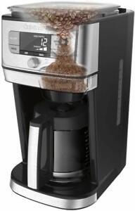 CUISINART DGB-800C Cuisinart Fully Automatic 12-Cup Burr Grind & BrewTM Coffeema