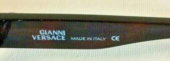 GIANNI VERSACE Vintage Sunglasses In Original Case - image 5
