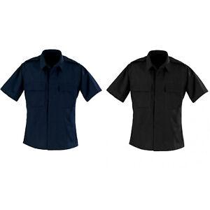 Propper-BDU-Durable-Polyester-Cotton-Ripstop-Military-Uniform-Short-Sleeve-Shirt