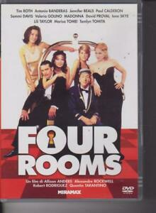 DVD-FOUR-ROOMS-ANDERS-ROCKWELL-RODRIGUEZ-TARANTINO