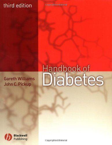 The Handbook of Diabetes,Gareth Williams, John C. Pickup