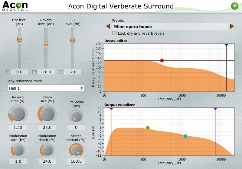 Acon Verberate Surround (Electronic Delivery) - Authorized Dealer