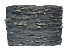 ROCK WALL NATURAL SHALE CLIFF MULTI SCALE FOAM CASTING ATHERTON SCENICS (#1230)