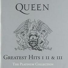 Greatest Hits: The Platinum Collection by Queen (CD, 3 Discs)