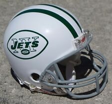 NEW YORK JETS 1964 THROWBACK FOOTBALL MINI HELMET