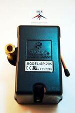 Heavy Duty 25 Amp Air Compressor Pressure Switch Control Valve 95 125 Psi 4 Port