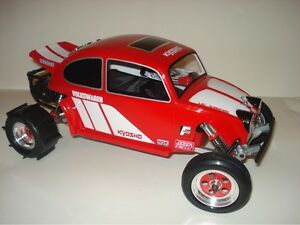 KYOSHO SCORPION BAJA BEETLE BODY VINTAGE