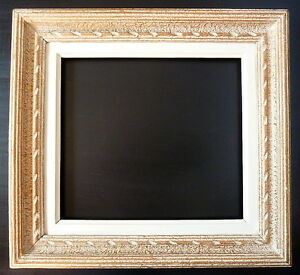 CADRE-ANNEES-40-MONTPARNASSE-ART-DECO-26-x-23-cm-proche-de-3F-FRAME-Ref-C396