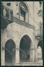 Torino Cuorgnè cartolina QK1358