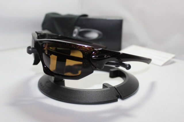 5ec818642 New Oakley Scalpel Sunglasses Brown Sugar w/Bronze Polarized 009095-23