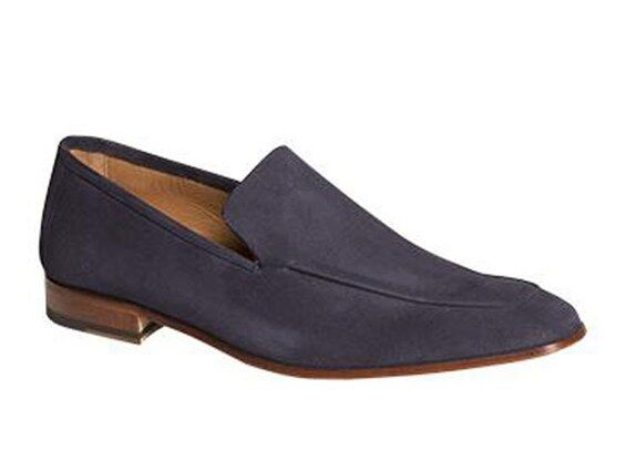 Mezlan Men's Arezzo bluee Loafer shoes