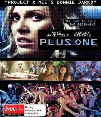 1 of 1 - Plus One (Region B Blu-ray, 2015)