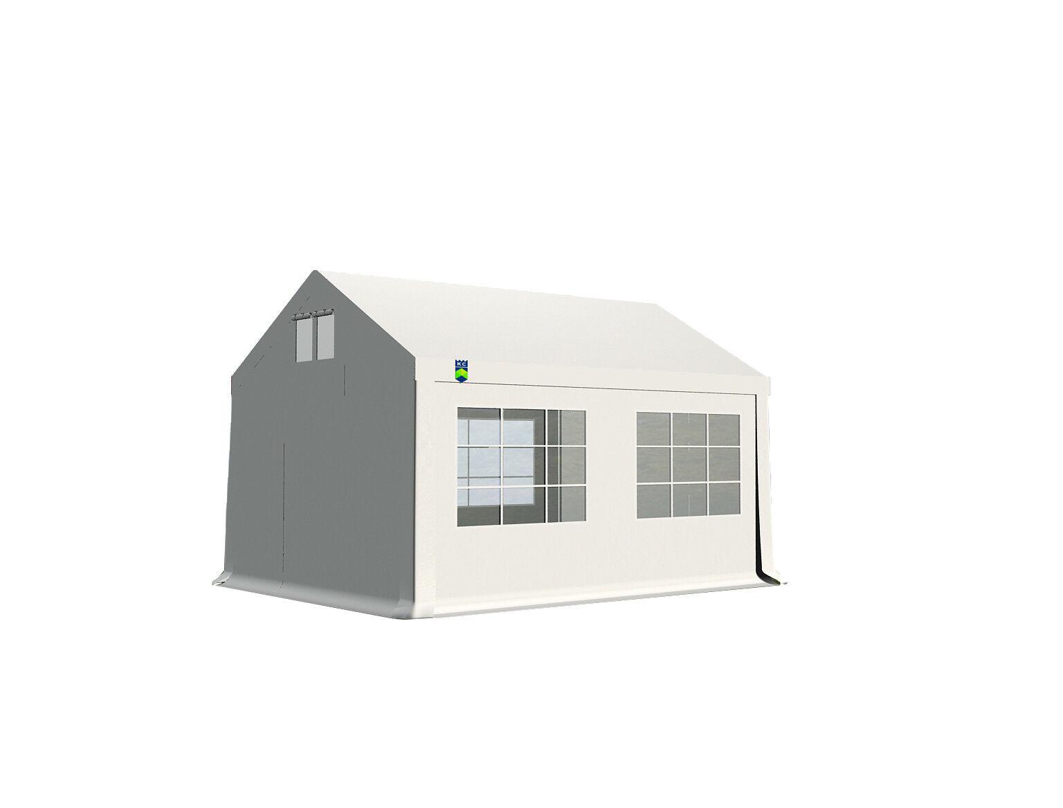 Pavillon PVC 3x4-5x12m Partyzelt Festzelt Gartenzelt Bierzelt wasserdicht PVC Pavillon NEU 4c2946