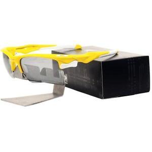 f6727bf86b62 Oakley OCP FAST JACKET XL Lemon Peel Slate Iridium Custom Mens Sport ...
