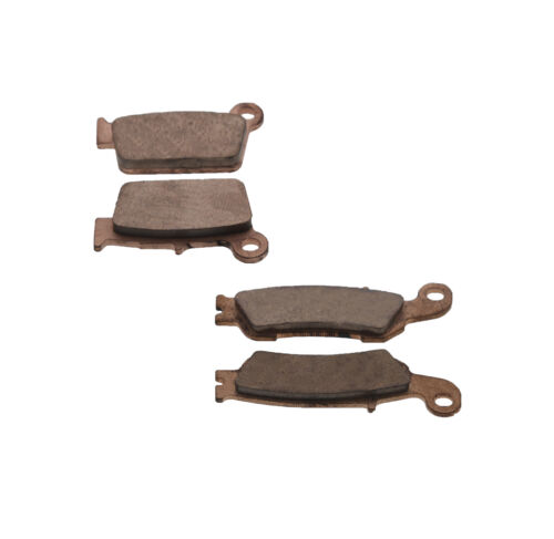 Brake Pads for Yamaha YZ250X 2016 2017 Front and Rear Brakes by Race-Driven