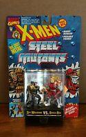 X-men Steel Mutants Spy Wolverine Vs Omega Red