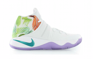 new style b8ec1 c3070 Details about Nike Kyrie 2 Basketball Easter Irving White/Jade-Urban Lilac  Shoes MENS 10.5 44