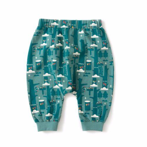 Little Green Radicals lightweight Jelly Bean Joggers trousers 0 3 6 9 12  LGR
