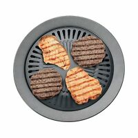 Chefmaster Ktgr5 13-inch Smokeless Stovetop Barbecue Grill Free Shipping