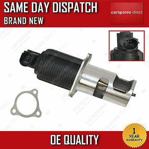 EXHAUST GAS RECIRCULATION *NEW* RENAULT MEGANE MK2 2.0 DCI 2002/>ON EGR VALVE