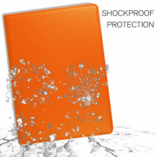 Rotating Kickstand Luxury Leather Shockproof Case For Apple iPad Air 3 2019 10.5