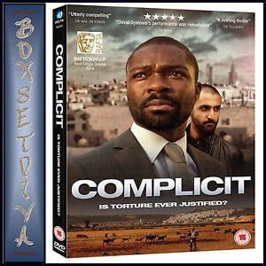 COMPLICIT-David-Oyelowo-BRAND-NEW-DVD