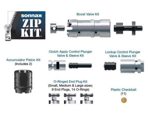 U140E U241E Valve Body Rebuild Kit Sonnax Zip Kit Toyota U140 U140F U240E