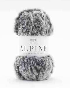 Sirdar-Alpine-Yarn-Super-Chunky-Super-Soft-Fur-Effect-OUR-PRICE-3-20