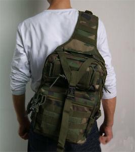 Tactical-Molle-Sling-Chest-Bag-Backpack-Assault-Outdoor-Shoulder-Messenger-Pack