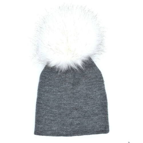 Toddler Kids Girl/&Boy Baby Winter Warm Crochet Knit Soft Hat Beanie Hairball Cap