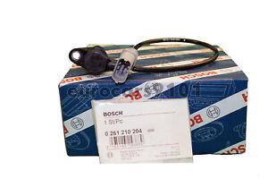 BOSCH 0261210204 Kurbelwellensensor PORSCHE 911 BOXSTER 98660611202 986 996